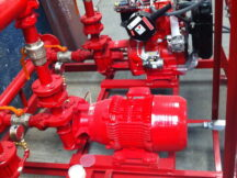 PICSA Mexico - LPW2 Back Up Powered Fire Pump (2)