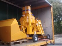 Winget UK - TR Powered Mechanically Fed Concrete Mixer (2)