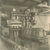 Milling Machines for Crankcases
