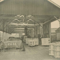 Railway Despatching Shed